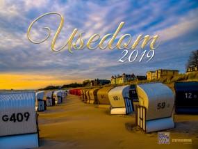Wandkalender USEDOM 2019