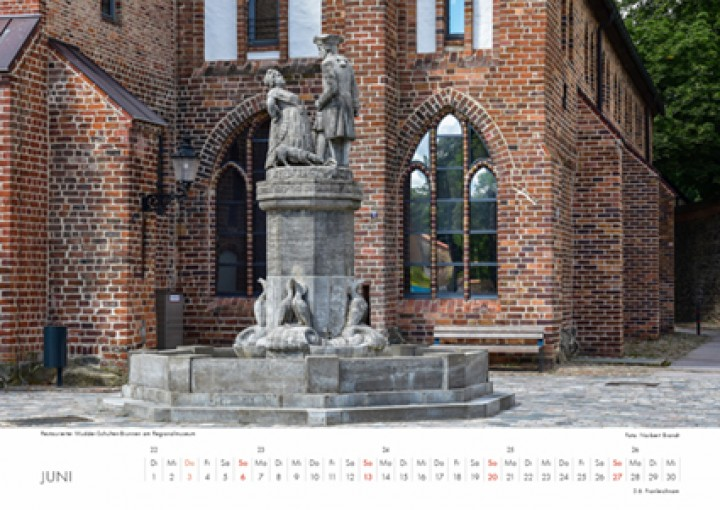 Konzertkirche Neubrandenburg 2021